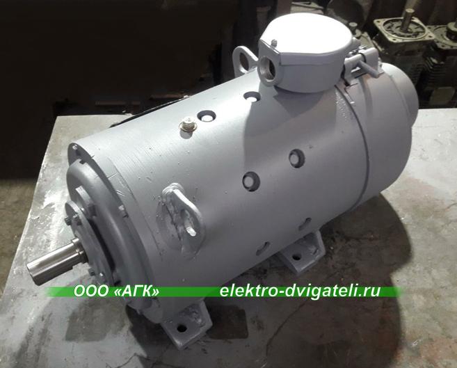 Электродвигатели 4ПБМ