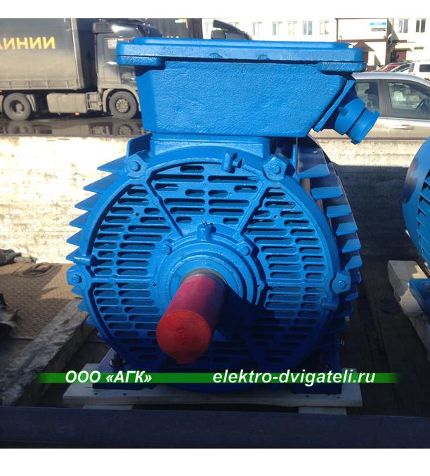 Электродвигатели повышенной мощности ip23
