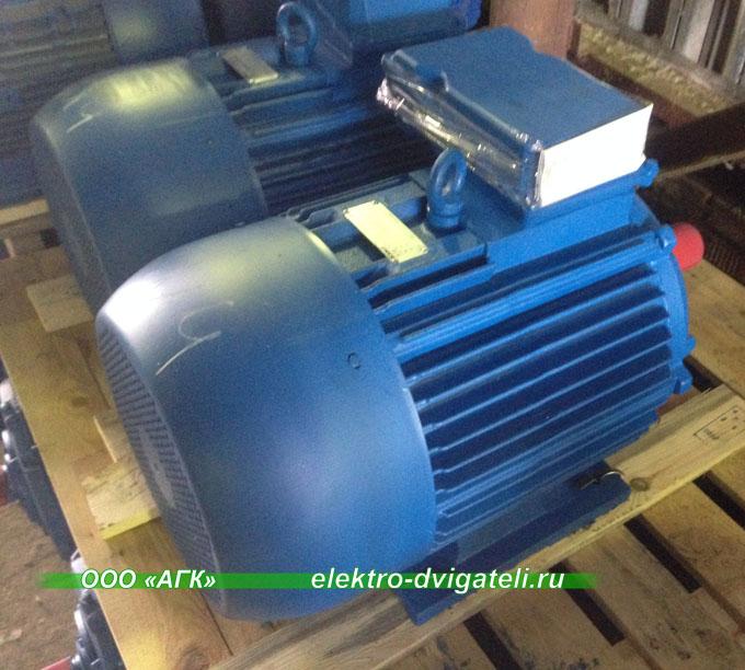 Аналог импортного электродвигателя