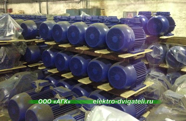 Замена импортных электродвигателей