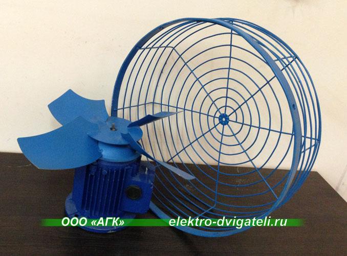 Электродвигатели для обдува трансформаторов
