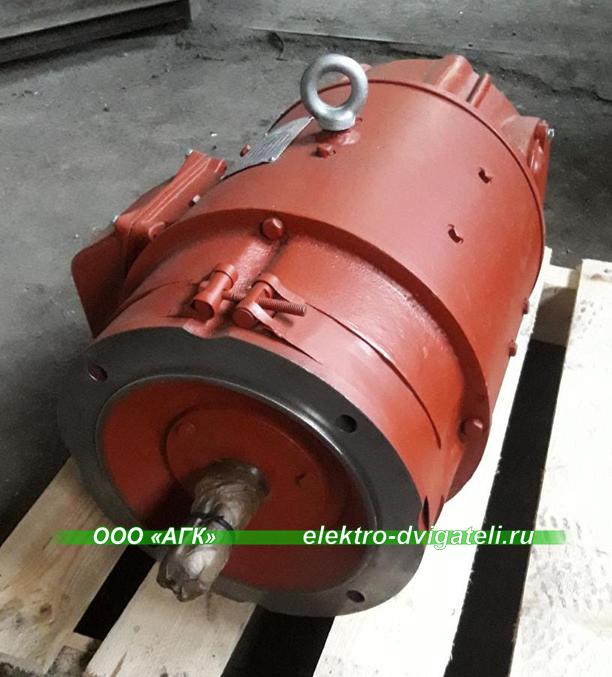 Электродвигатели П постоянного тока